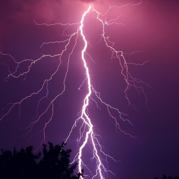 Technical Tips for Tablelanders - protect yourself from lightning strikes