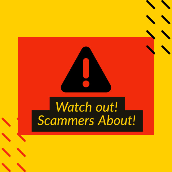Technical Tips for Atherton Tablelanders (3) Scammers